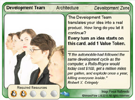 Development Team game card