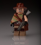 The Good, the Bad and the Ugly - Lego style